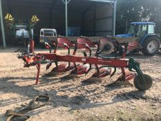 Kvernland LD 85 4furrow plough with hydr