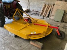 Twose Topper CTE6 - Purchased new in 2006 - serial number 31406060SP - 420kg.