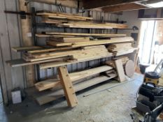 Mixed Qty of various lengths approx. 55 lengths including pine.