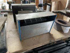 Sauno VT3 230V Kiln Heaters Cu 90C, 10 Ampere 1000 +1000W - Piano System AB.