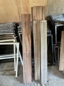 Qty of mixed small planed timber. Stored near Clenchwarton, Kings Lynn. No VAT on this lot.