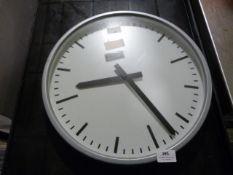 *E.A Combs Wall Clock