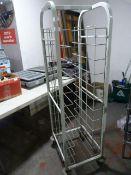 *Craven Portable Tray Rack