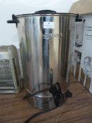 Cygnet 20L Water Boiler