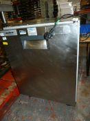 *Delfield by Sadia Undercounter Refrigerator Model: RS101001-R, Serial: 09POP