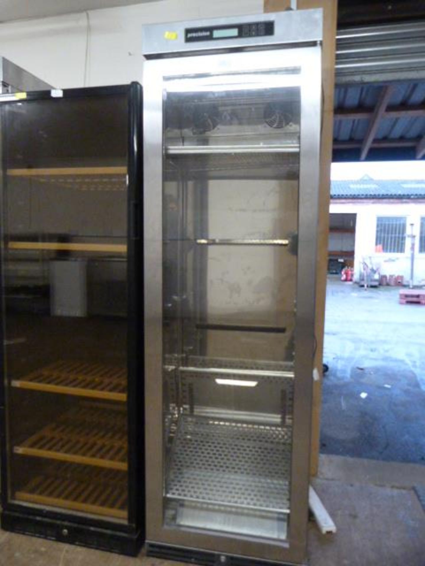 *Precision Meat Maturing Cabinet