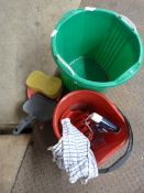 Mop Bucket & Cleaning Tools