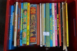 Assorted Children's Annuals