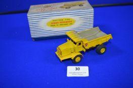 Dinky Super Toys 965 Euclid Rear Dump Truck in Original Box