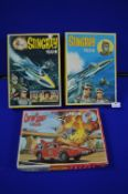 Two Stringray and One Captain Scarlet Jigsaw Puzzles
