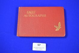 Autograph Album Containing Hull City 1957 Team and Hull KR Autographs, Including Stanley Mathews etc