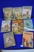 Rupert and Other Annuals