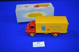 "Dinky Super Toys 923 Big Bedford Van ""Heinz"" in Original Box"
