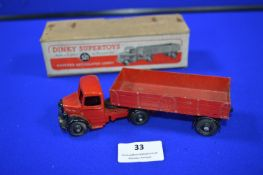 Dinky Super Toys 521 Bedford Articulated Lorry in Original Box