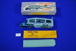 Dinky Super Toys 982 Pullmor Car Transporter in Original Box
