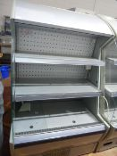 * Pastorkalt A.S 3 shelf grab and go display chiller - 1000w x 700d x 1630h