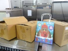 * 3 x boxes assorted kids lunch 'bizzie bags'