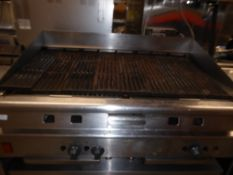 *Gas Falcon chargrill RRP £5500 - from a national chain. 1200w x 760d x 550h