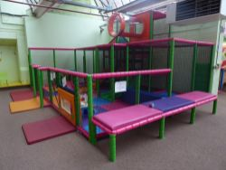8215 - Contents of a Children's Soft Play Centre and Catering Equipment