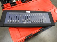 *Showtec Easy 16 Channel Lighting Mixer
