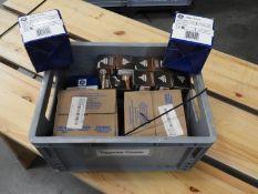 *Box of Three Par 36 Lamps, LED Light Bulbs, etc.