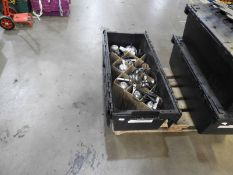 *Box Containing 1 PAR50 and 9 PAR30 Polished Aluminium Lights