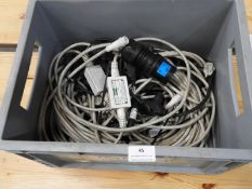 *Box of Fairly Light Power Supply Units, Splitters, etc.