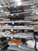 *Cantilever Storage System Comprising 2 Uprights and 20 Beams