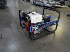 *Kohler SDMO HX4000 Petrol Driven Dual Voltage Generator