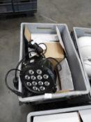*Two Ledi Outdoor Tripar LED Light Units