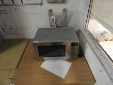*Panasonic Microwave Oven