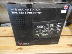 *Ventus W830 Wi Fi Weather Station