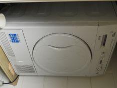 *Beko DCUR801W Condenser Dryer