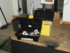 *Hole Saw Kit, Trailer Lights, etc.
