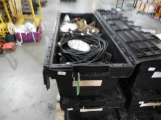 *Box Containing 8 PAR30 and 1 PAR50 Polished Aluminium Lights
