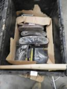*Box Containing 150mm Sanding Discs and a Quantity of 100x610mm Sanding Belts
