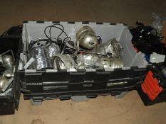 *Box Containing Polished Aluminium PAR50 Lights