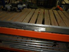 *Stainless Steel Shelf and Brackets
