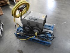 *Laser Pro Cold Water Pressure Washer 2018, 3-Phase