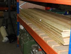 *50 Lengths of Tanalised Timber