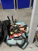 *Makita Toolbag Containing Various Hand Tools