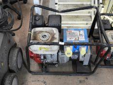 *Stephill Honda Driven Dual Voltage Generator