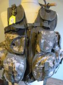 Digicam Assault Vest with Integrated CamelBak