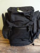 Black Mil-Tec Day Pack