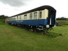 "1950's Q Movements - Royal Corps of Transport ""The British Berliner"" Military Train Dining Car"