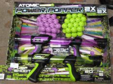 *Atomic Power Popper 2X Battle Pack