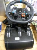 *Logitech G920 Driving Force Racing Wheel for PlayStation