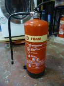 *MF90 9L Foam Fire Extinguisher