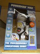 *Powerman Max Programable Educational Robot