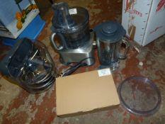 *Kenwood Multi Pro FPM810 Food Processor